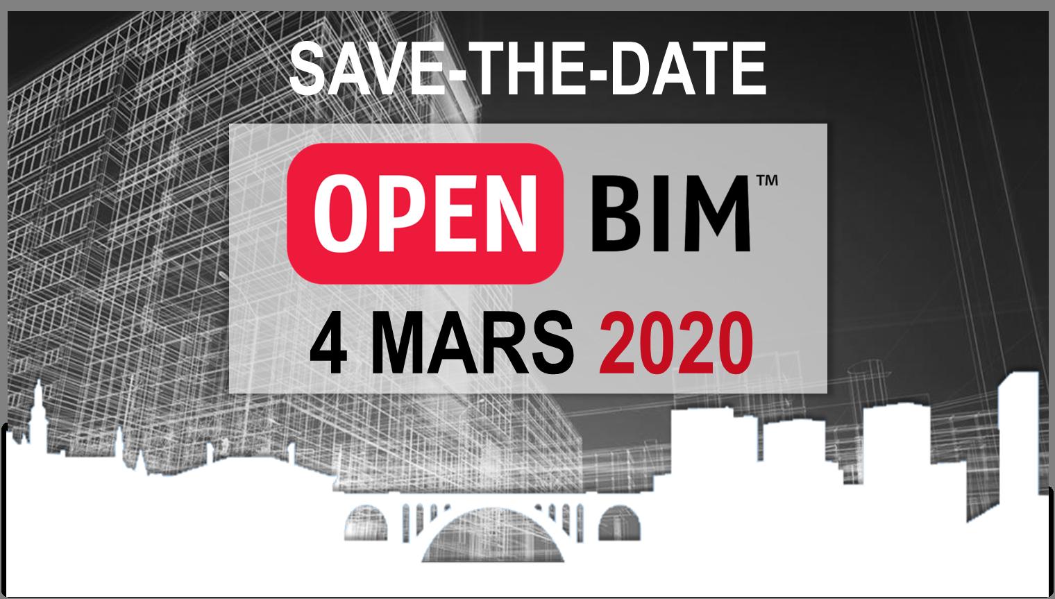 Conférence OpenBIM